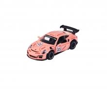 """majorette Porsche 911 GT3 RS - """"Sau"""" Pink Pig"""