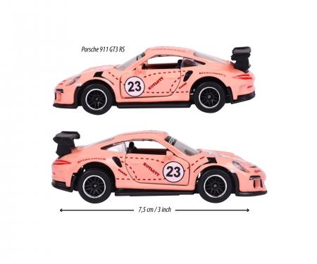 majorette Porsche 911 GT3 RS - Pink Pig