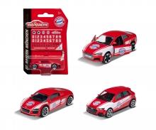 majorette FC Bayern Premium Cars,  6-fach sortiert