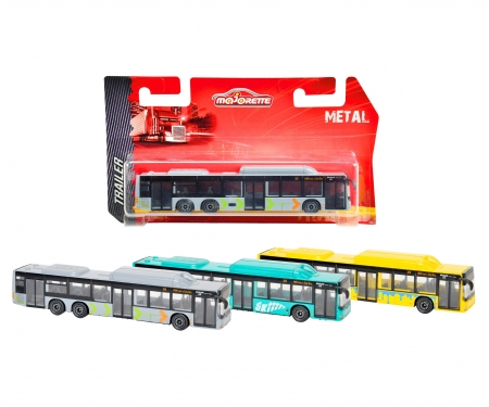 majorette MAN Lion's City Bus C
