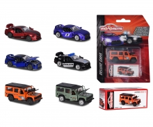 Deluxe Cars Assortment, 6-asst.