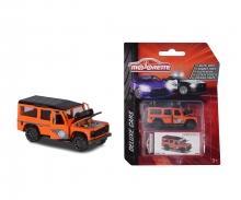 majorette Deluxe Cars Land Rover Defender 110