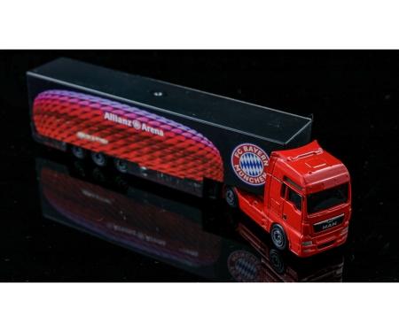 majorette FC Bayern München- MAN TGA XXL Fantruck