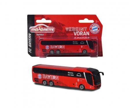 majorette FC Bayern München - Mannschaftsbus MAN Lion's Coach L Supreme Saison 19/20