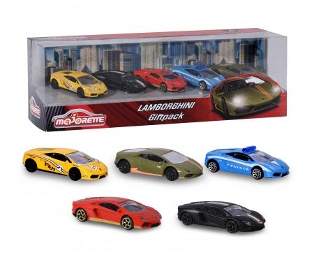 Lamborghini 5 pcs Giftpack