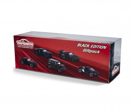 majorette Black Edition 5er Geschenkset