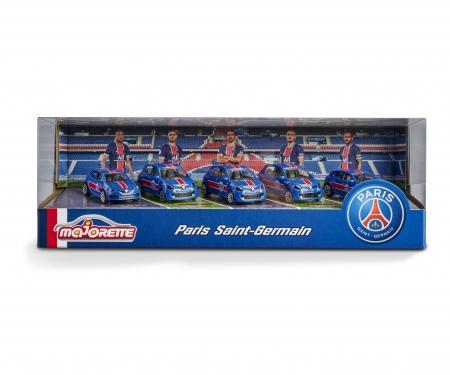 majorette Paris Saint-Germain 5er Geschenkset