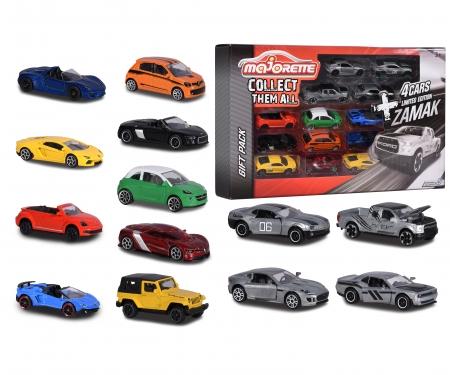 majorette Pack Edición Especial 9+4 coches