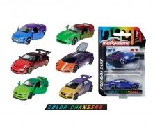 majorette Limited Edition 6 Color Changers, 6-fach sortiert