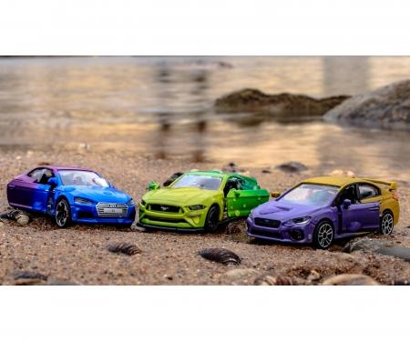 majorette Limited Edition 6 Color Changers, 3 Pieces Set, 2-fach sortiert