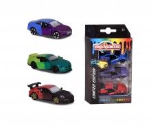 majorette Limited Edition 6 Color Changers, 3 Pieces Set