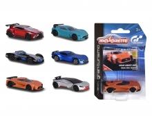 majorette Majorette Gran Turismo, 6 rodz.