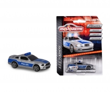 majorette S.O.S Flashers Ford Mustang Police