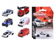 Majorette Pojazdy SOS, 6 rodzajów