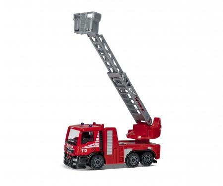 majorette Fire Engine MAN TGS