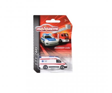 S.O.S. VW Crafter Ambulanz