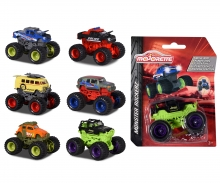 Monster Rockerz Assortment,  5-asst.