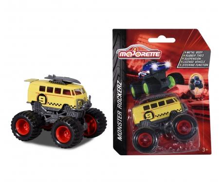 majorette Monster Rockerz VW T1