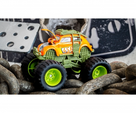 majorette Monster Rockerz VW Beetle