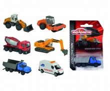 majorette Construction Fahrzeuge