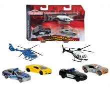 Gangster Chase Playset