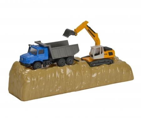 Construction Play Set, 2-asst.