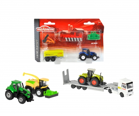 Majorette Farm Medium Set