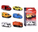 majorette City Vehicles, 6-asst.