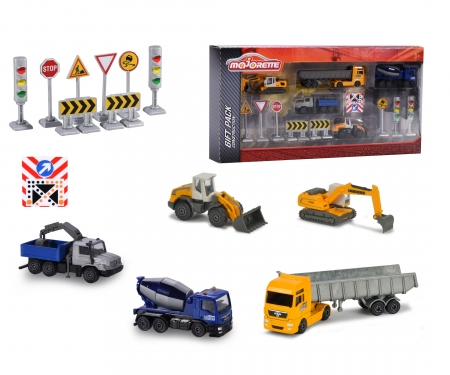 Big Construction Theme Set
