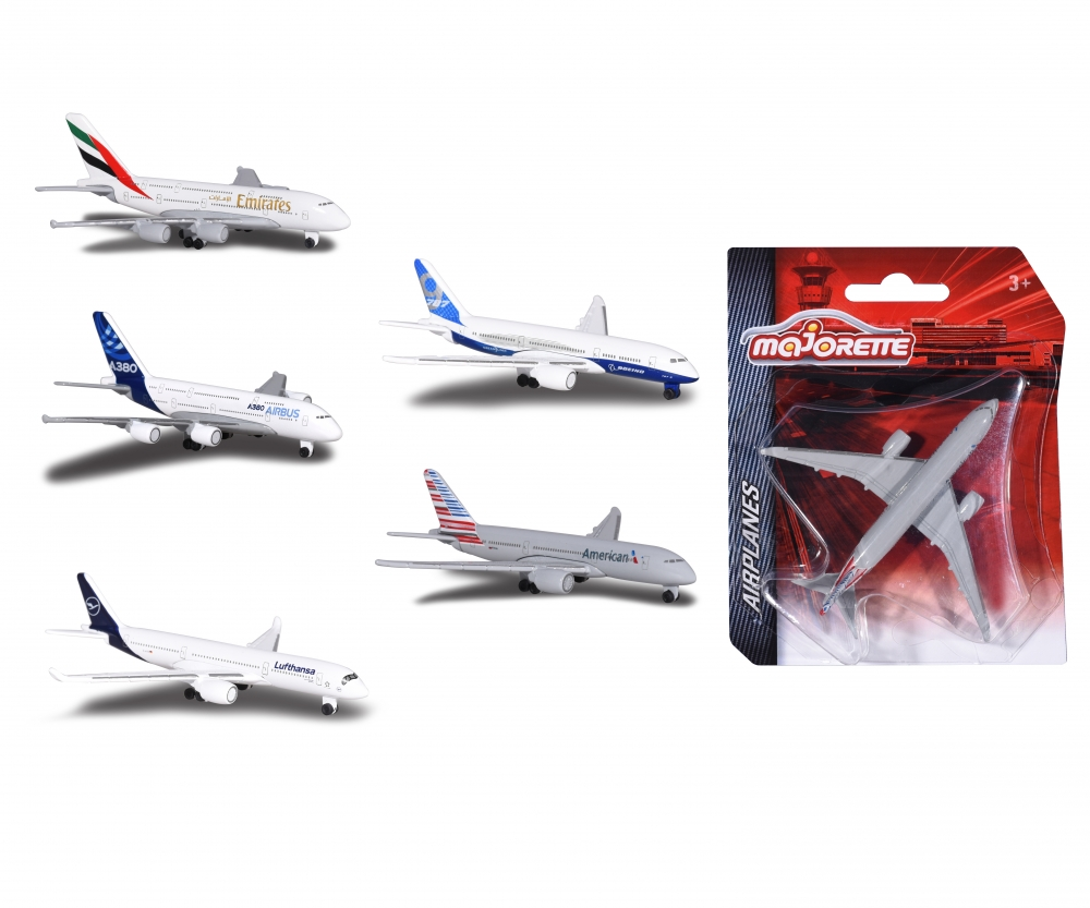 Airplane - Airport - Brands & Products - www majorette com