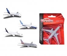 majorette Majorette Samoloty pasażerskie, 5 rodzajów