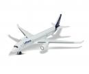 majorette Airplane Airbus 350 Lufthansa