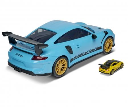 majorette Porsche 911 GT3 RS Carry Case + 1 car