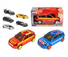 majorette Carry Car + 5 Voitures