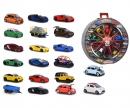 20 Pieces Wheel Giftpack