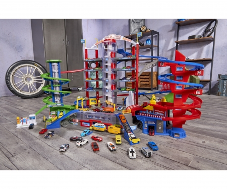 majorette Super City Garage