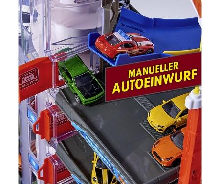 majorette Garaje Súper City 7 plantas