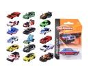 majorette Racing Cars, 18-fach sortiert