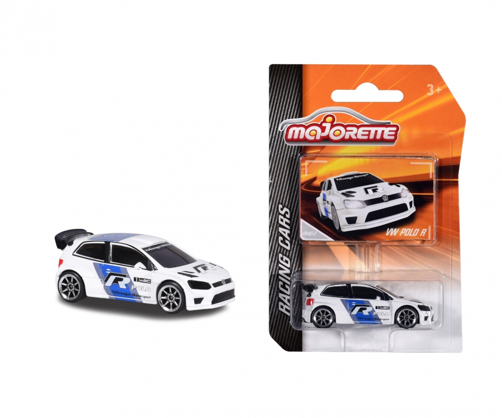 Racing Cars Vw Polo R Racing Brands Products Www Majorette Com