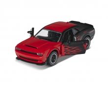 majorette Racing Dodge Demon + Sammelkarte