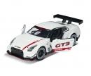 majorette Racing Nissan GT-R Nismo GT3 + Sammelkarte