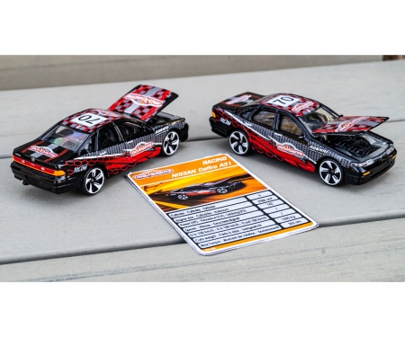 majorette Racing Nissan Cefiro