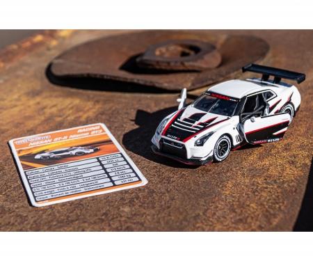 majorette Racing Nissan GT-R Nismo GT3 Drift
