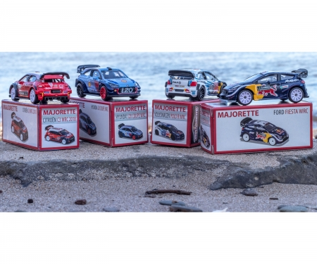 WRC Assortment, 4-asst.