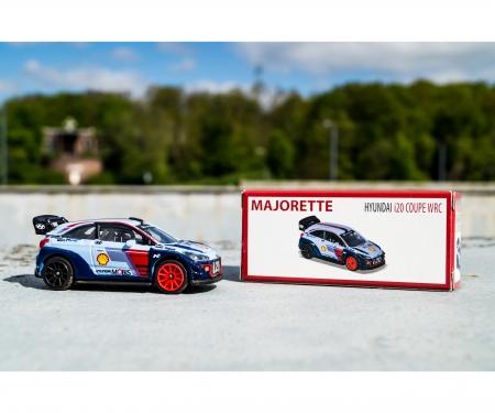 majorette WRC Hyundai I20 WRC