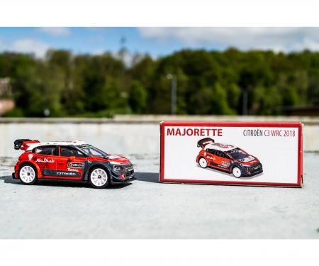 majorette WRC Citroën C3