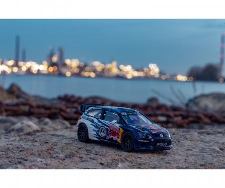 majorette WRC VW Polo