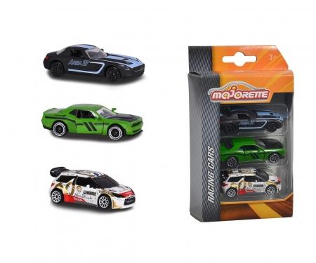majorette Racing 3 Pieces Set, 1-asst. Version 2