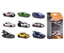 majorette Premium Racing Set 3 Pièces