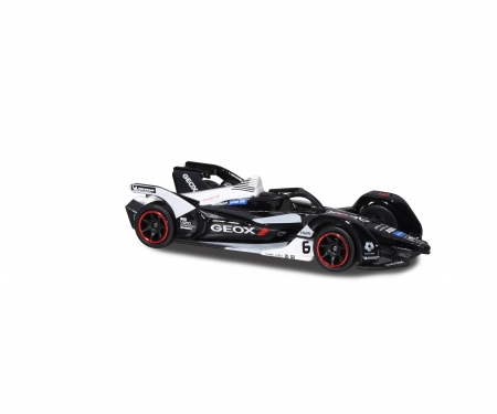 majorette Formula-E Deluxe Gen 2 Car, 4-assorted